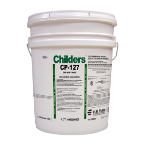 Childers CP-127 Chil-Quik Water-Based HVAC Adhesive 5 Gal Bucket