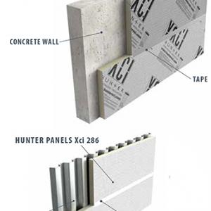 XCi 286 Wall Panel