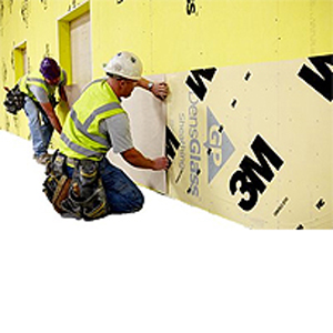 Air/Vapor Barriers & Waterproofing Systems