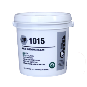 Design Polymerics DP 1015 Water-Based High Velocity Duct Sealant