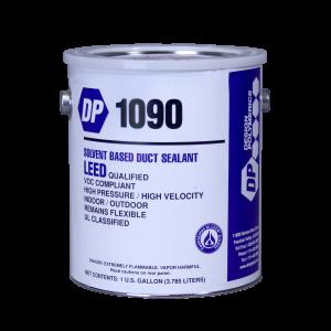 Design Polymerics Low VOC Duct Sealant 1 Gallon Container