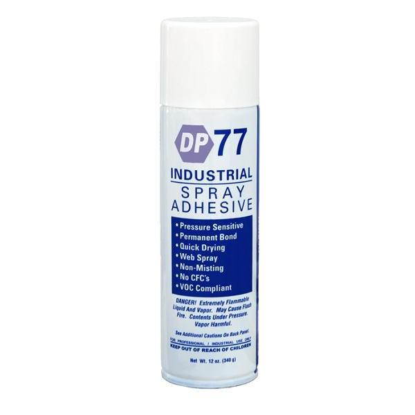Dp 77 Industrial Pressure Sensitive Spray Adhesive Gic