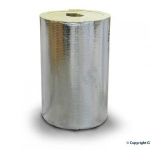 GLT mineral wool pipe and tank insulation
