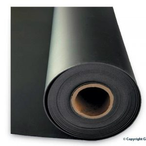 Vinaflex mass loaded vinyl unfaced noise barrier roll