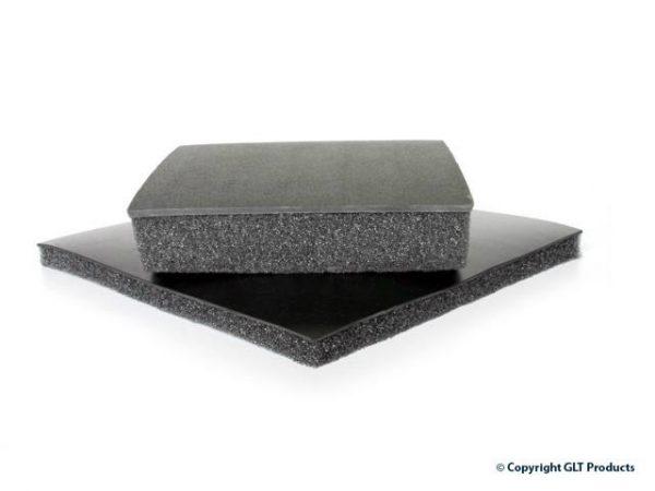 Vinaflex (FB) vinyl noise barrier with foam board facing