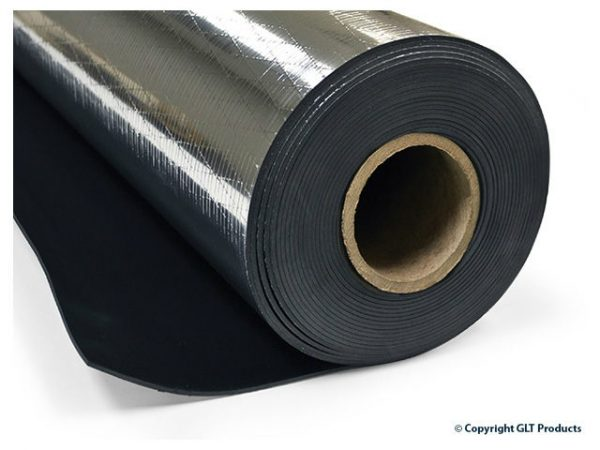GLT Vinaflex FF Foil-Scrim Faced Noise Barrier Roll
