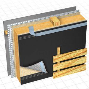 Delta-Fassade S WRB Membrane