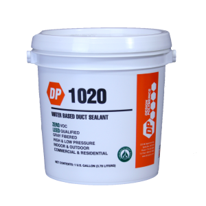 Design Polymerics DP-1020 Zero VOC Duct Sealant - Gray
