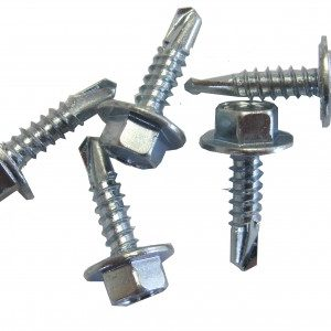 Tek Screws for Ductwork