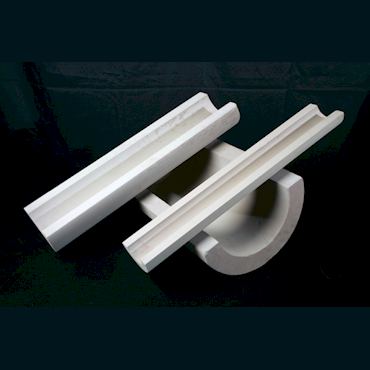 GIC fabricated phenolic foam pipe insulation