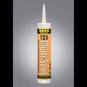 Boss 125 Multi Seal BuildingConstruction Sealant Image