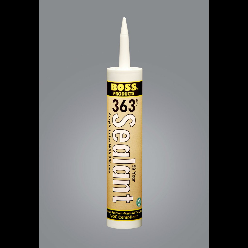 Boss 363 50 Year Silicone Caulk