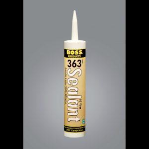 Boss 363 50 Year Sealant Acrylic Latex Caulk with Silicone Image