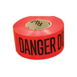 Warning-Items-Tapes