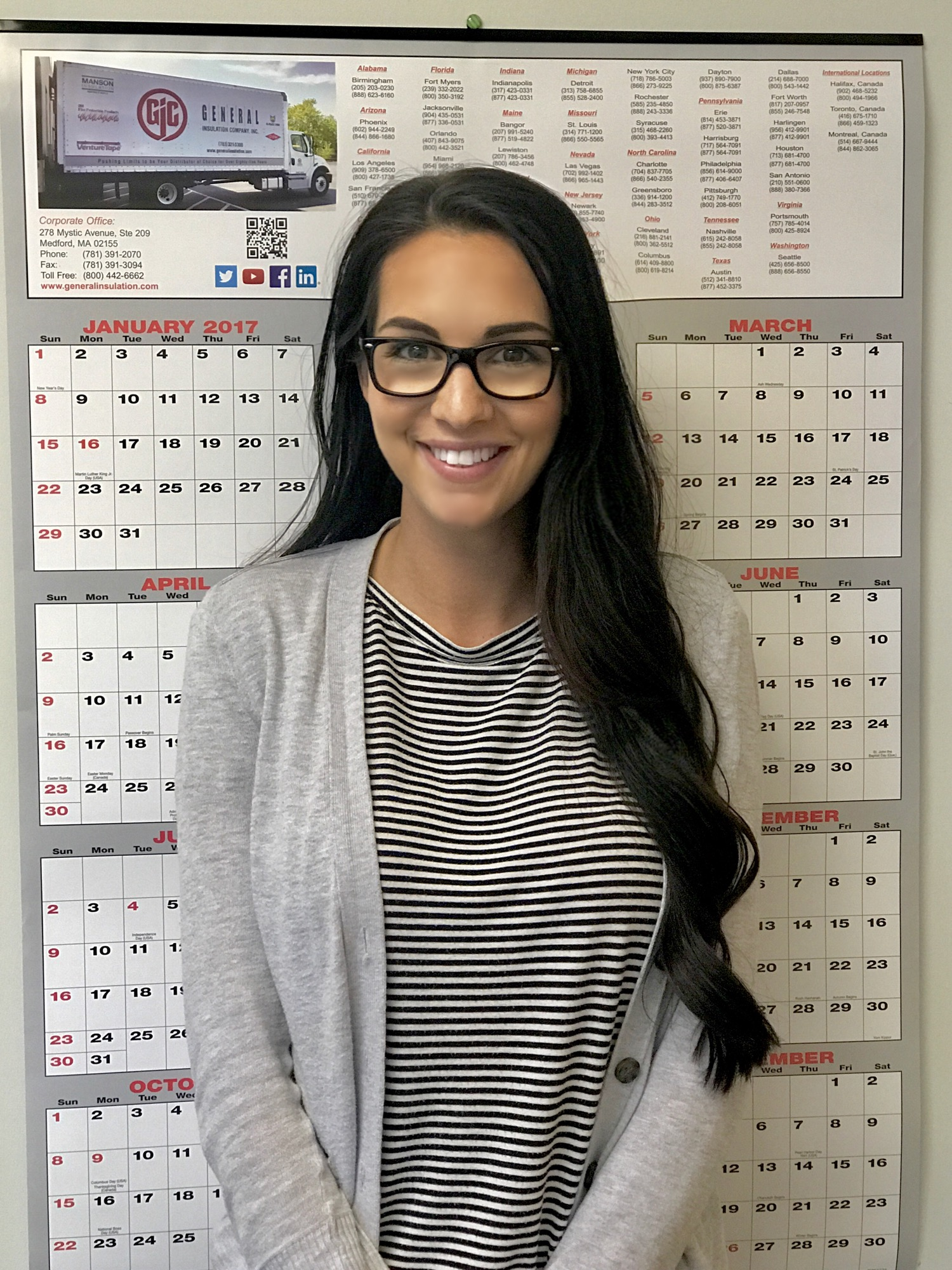 Meet Carla Corsaletti : New Operations Manager at GIC's Fort Myers ...