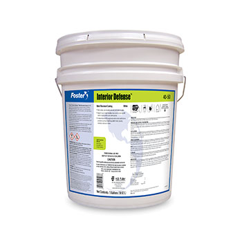 Foster 40-50 Interior Defense Mold Resistant Coating 5 Gallon Pail