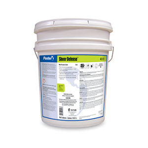 Foster 40-51 Sheer Defense Clear Mold Sealer 5 Gal