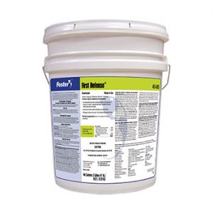 Foster 40-80 Disinfectant 5 Gallon Pail