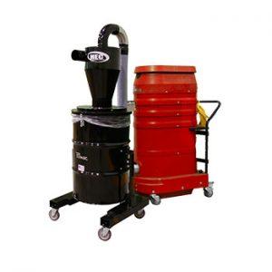 Ruwac Attic Vac Vermiculite Removal System