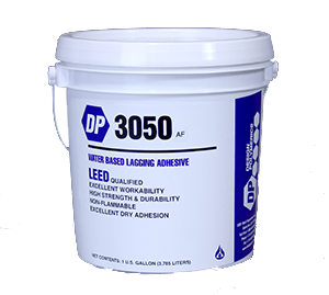 Design Polymerics DP 3050 AF antifungal insulation lagging adhesive 5 Gal pail