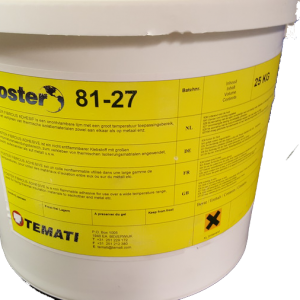 Foster 81-27 fibrous adhesive 5 gal pail