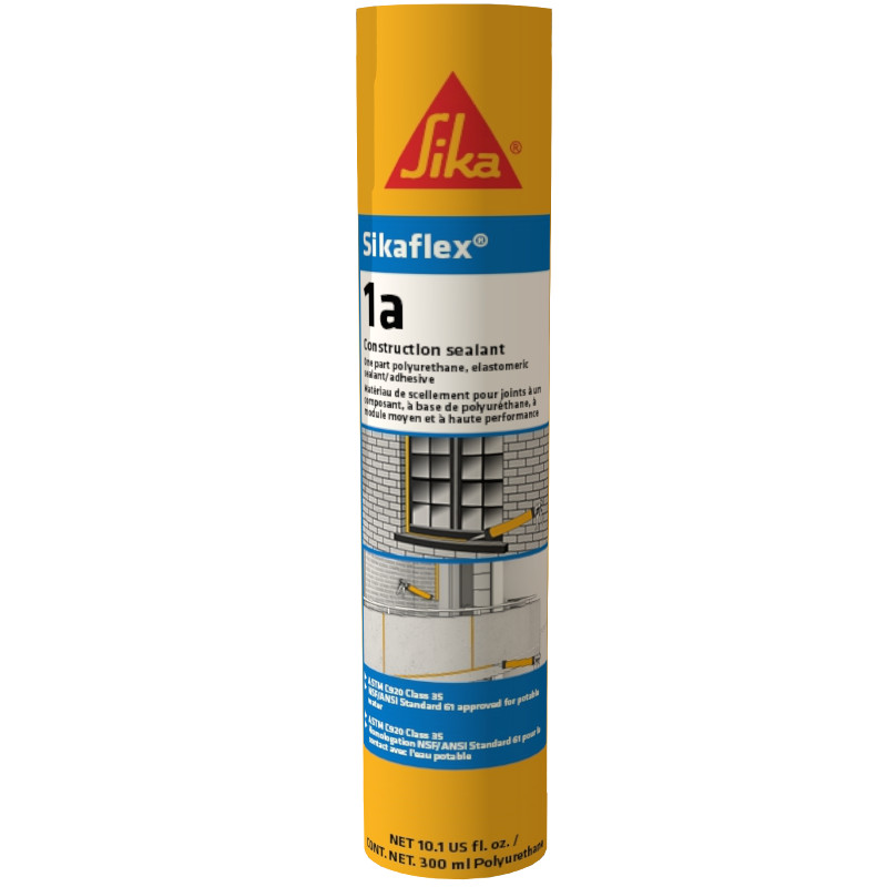 Sikaflex 1A Polyurethane Sealant - General Insulation