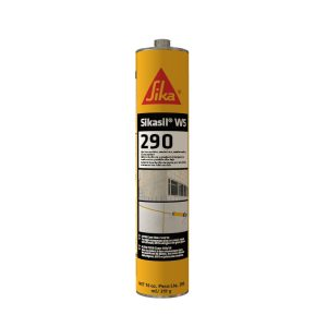 Sikasil WS-290 natural cure silicone building sealant