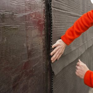 Carlisle MiraDRI 860 waterproofing membrane