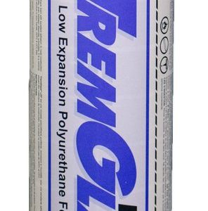 Tremco TremGlaze Low Expansion Polyurethane Foam Sealant Spray Can