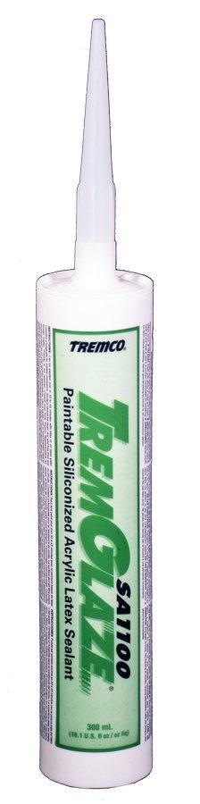 TremGlaze SA1100 Siliconized Acrylic Latex Sealant