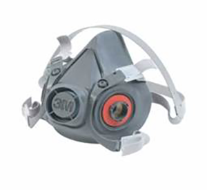 3M Half Face Respirator 6000 Series Safety