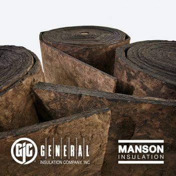 Manson Akousti Liner HVAC Ductwork