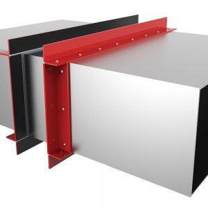 STI FyreFlange HVAC Firestop Angle Firestop HVAC