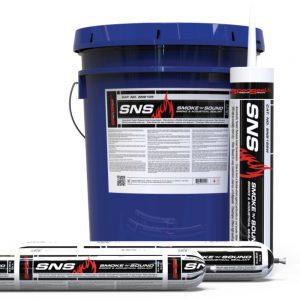 STI SpecSeal SNS Smoke 'N' Sound Acoustical Sealant