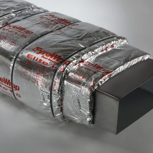 Unifrax FyreWrap Elite 1.5 Grease Duct Insulation