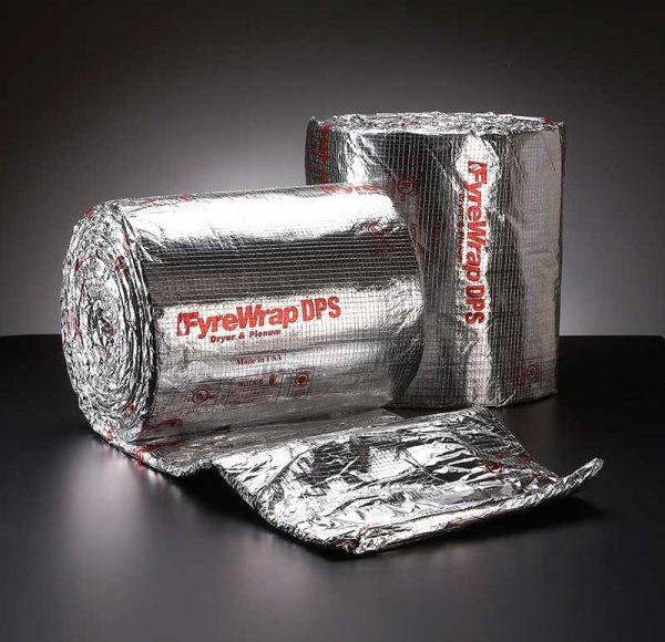 Unifrax FyreWrap Dryer Protection System (DPS) Firestop Insulation