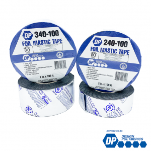 Design Polymerics DP 240 340 Foil Mastic Tape