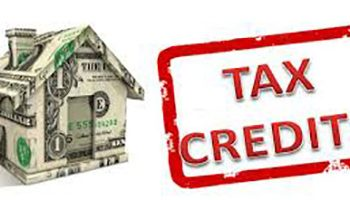 Tax Credit Home Improvement Proposal July 2020