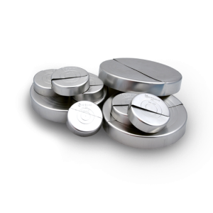 GIC Ideal Products WeatherJacs Aluminum End Caps