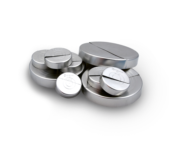 GIC Ideal Products WeatherJacs Aluminum End Caps