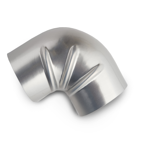 GIC Ideal Products WeatherJacs Aluminum AA Elbows Aerogel