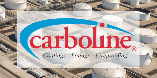 Carboline Logo w Bckgrnd