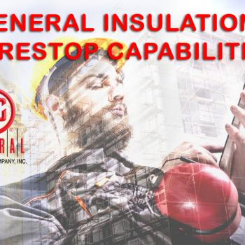 General Insulation Firestop Capabilities LP Banner