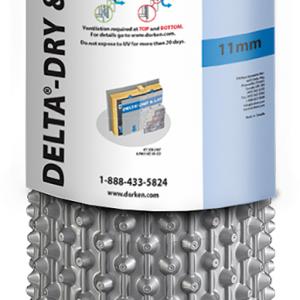 DELTA-DRY & LATH Rainscreen Air Vapor Barrier
