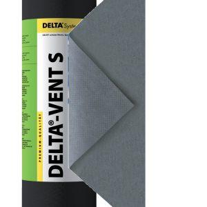 Delta-Vent S Building Envelope Air Vapor Barrier