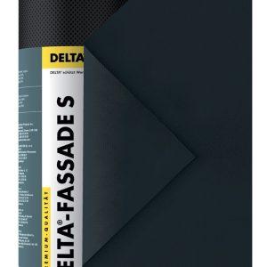 Delta-Fassade S Air Vapor Barrier Building Envelope