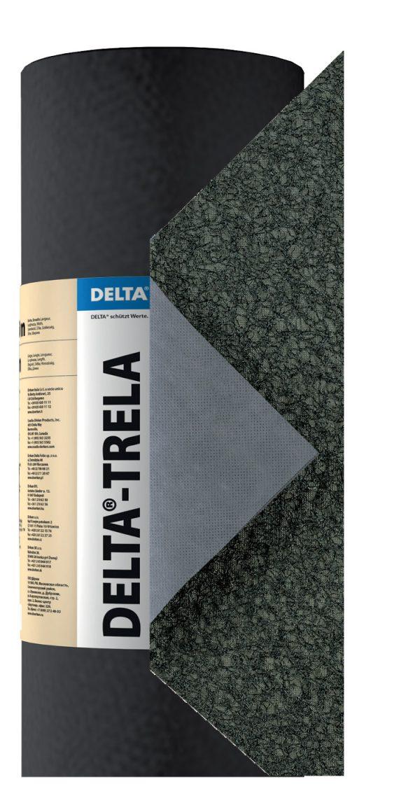 Delta-Trela Air Vapor Barrier Building Envelope